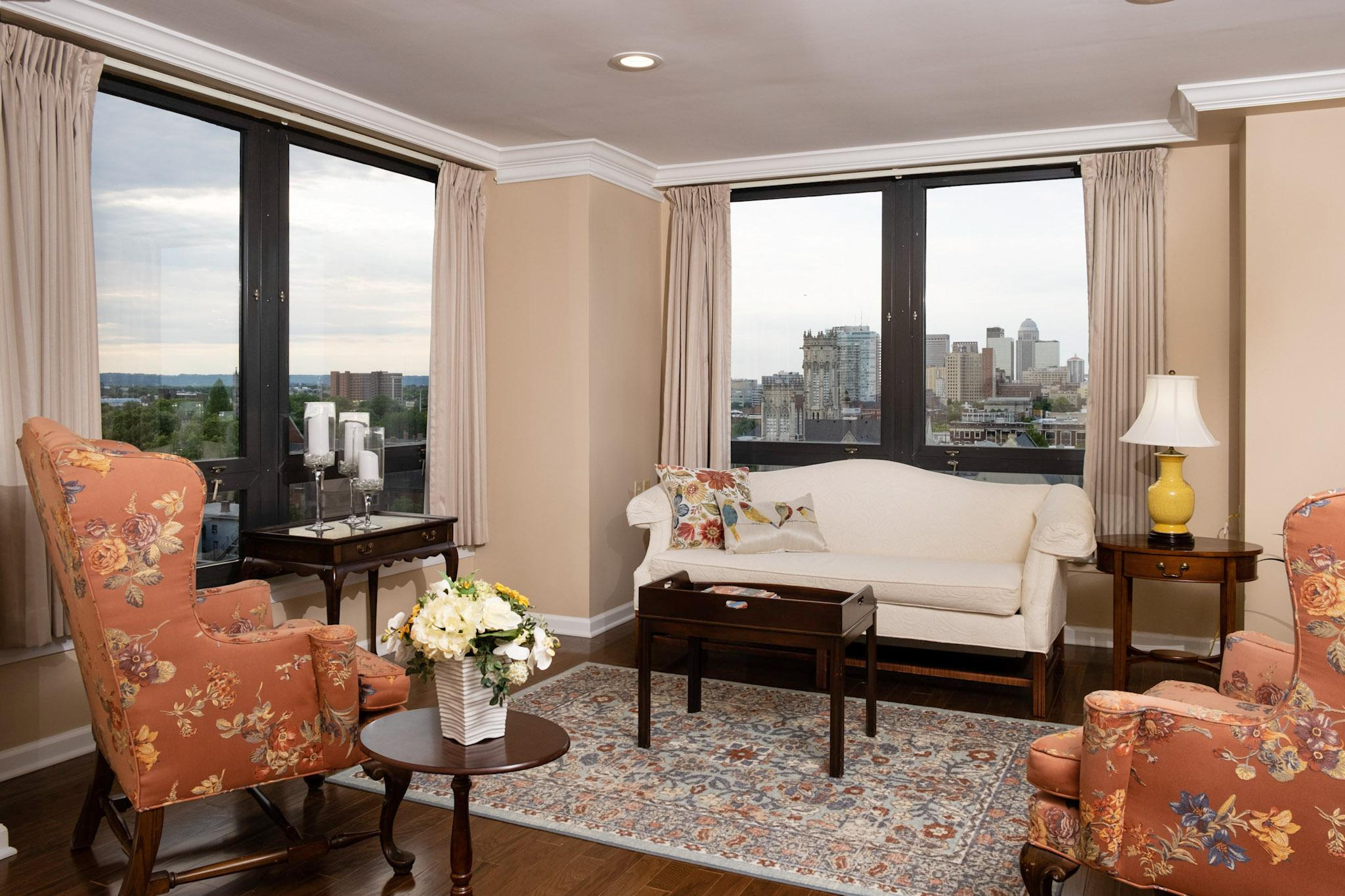 Apartment 1111 interior